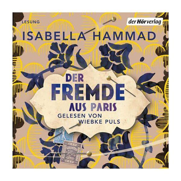 Der Fremde aus Paris - Hörbuch | Landanzeiger-Shopping