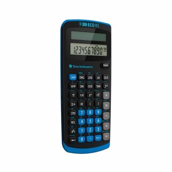 Taschenrechner TI-30 Eco RS 02 | Landanzeiger-Shopping