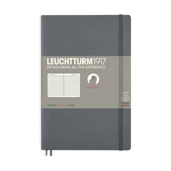 Notizbuch Softcover Leuchtturm | Landanzeiger-Shopping