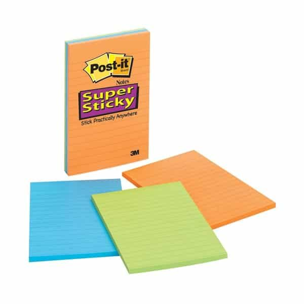 Post-it Set Super Sticky | Landanzeiger-Shopping