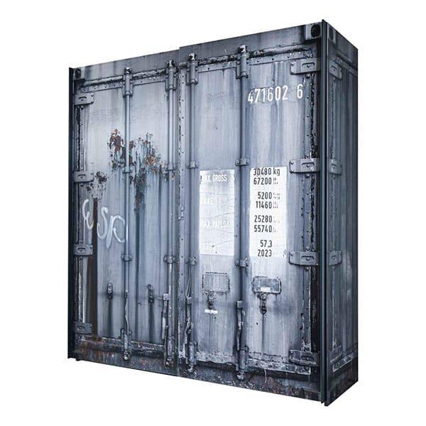 Schwebetürenschrank Container 01 | Landanzeiger-Shopping