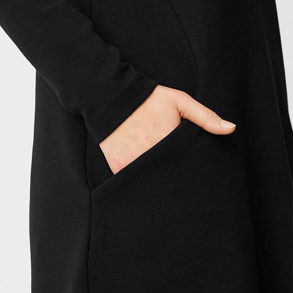Basic Kleid Bio-Baumwolle 04 | Landanzeiger-Shopping