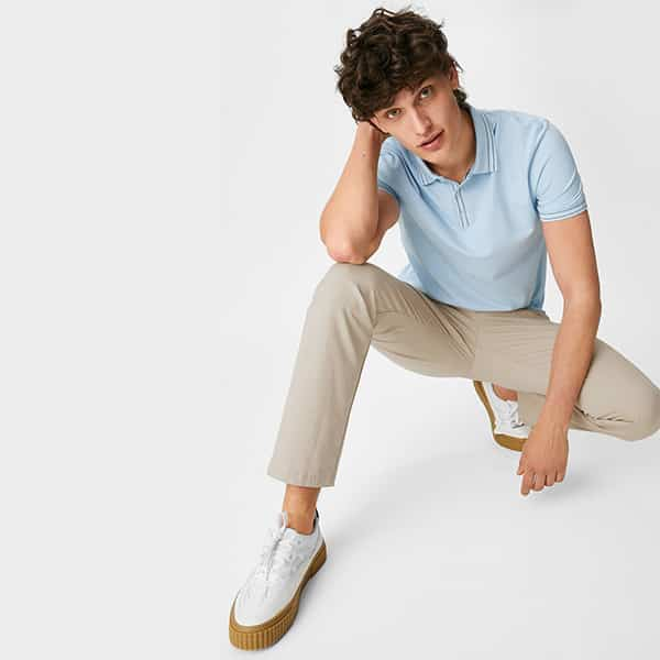 Chino Slim Fit Flex 01 | Landanzeiger-Shopping