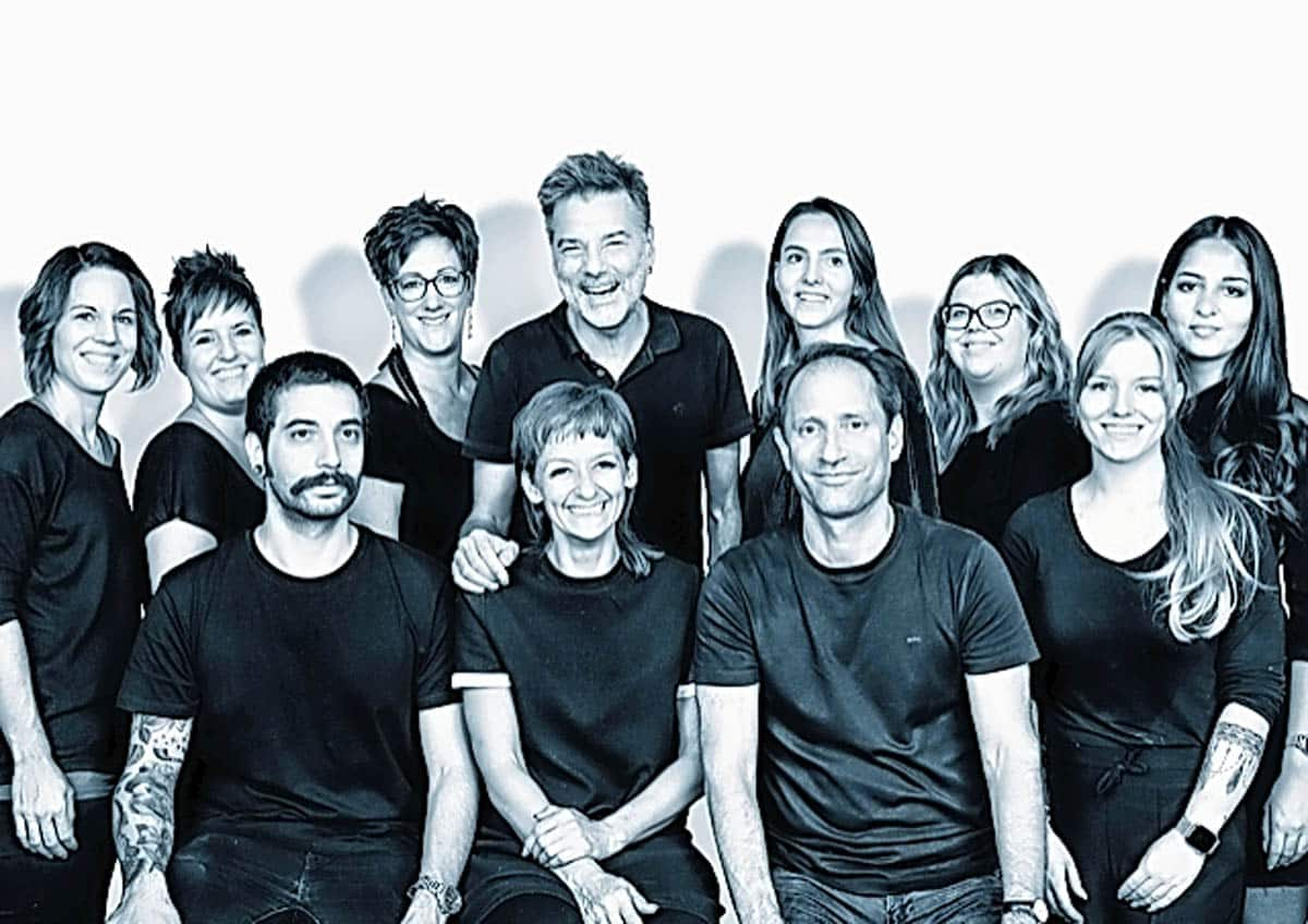 Team Moving Hair Aarau | Landanzeiger-Shopping