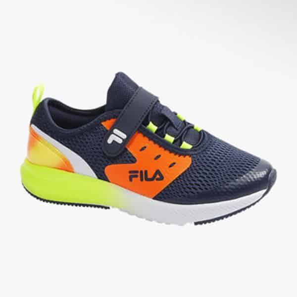 Fila Sneaker blau gelb orange 01 | Landanzeiger-Shopping