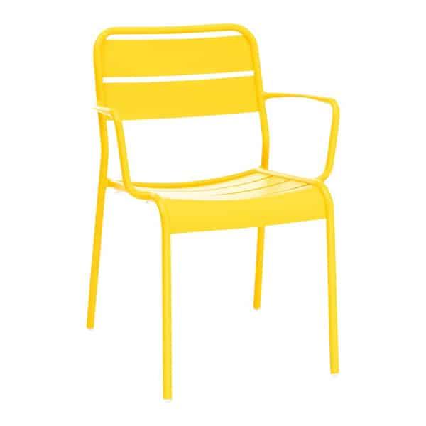 Gartenstuhl Sete gelb |Landanzeiger-Shopping