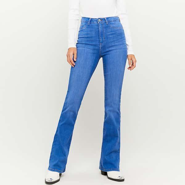 High Waist Skinny Flare Jeans 01 | Landanzeiger-Shopping