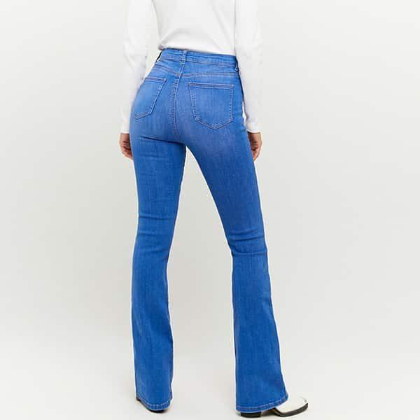 High Waist Skinny Flare Jeans 02 | Landanzeiger-Shopping