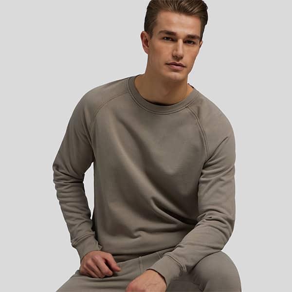 Juvia Sweatshirt in taupe 01 | Landanzeiger-Shopping