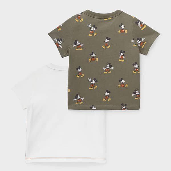 Multipack 2er Micky Maus Baby-Kurzarmshirt 02 |Landanzeiger-Shopping
