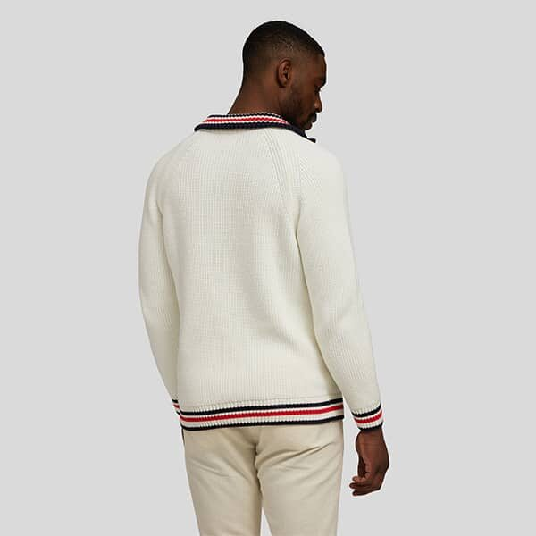 Pullover mit Trojer-Kragen Gant 02 | Landanzeiger-Shopping