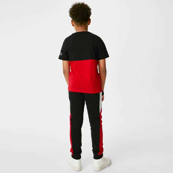Set Kurzarmshirt und Jogginghose 02 |Landanzeiger-Shopping