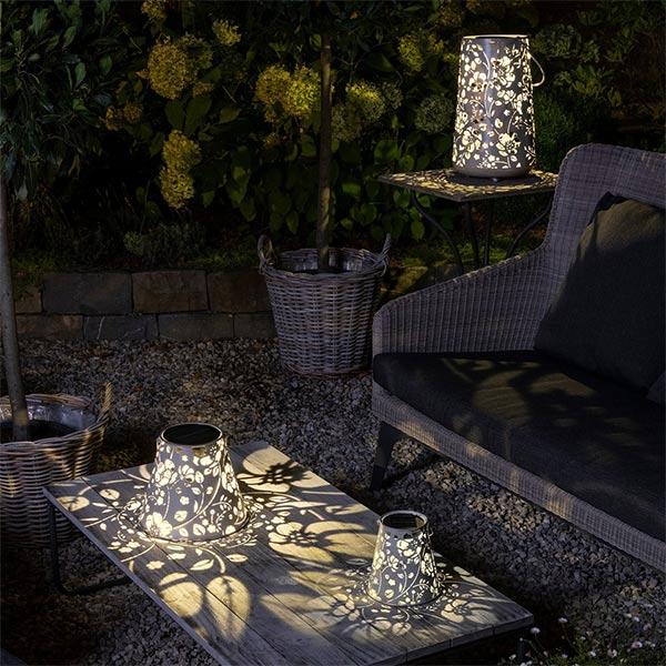Solarleuchte Crème 03 |Landanzeiger-Shopping