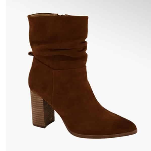 Damen Stiefelette rötlich-braun 01 | Landanzeiger-Shopping