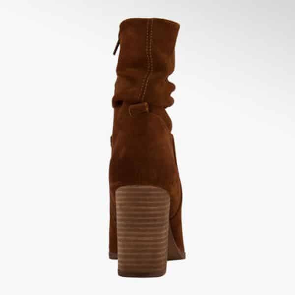 Damen Stiefelette rötlich-braun 02 | Landanzeiger-Shopping