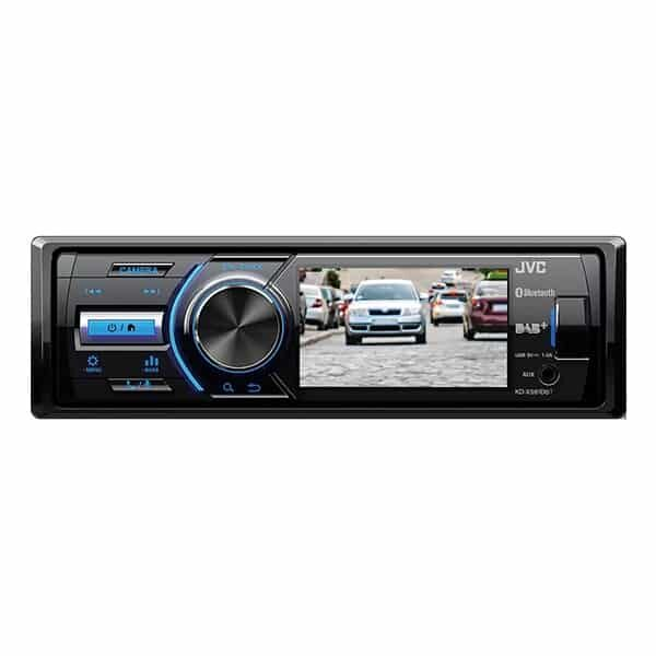 JVC KD-X561DBT Autoradio 01 | Landanzeiger-Shopping