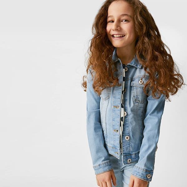 Jeansjacke Mädchen 01 | Landanzeiger-Shopping