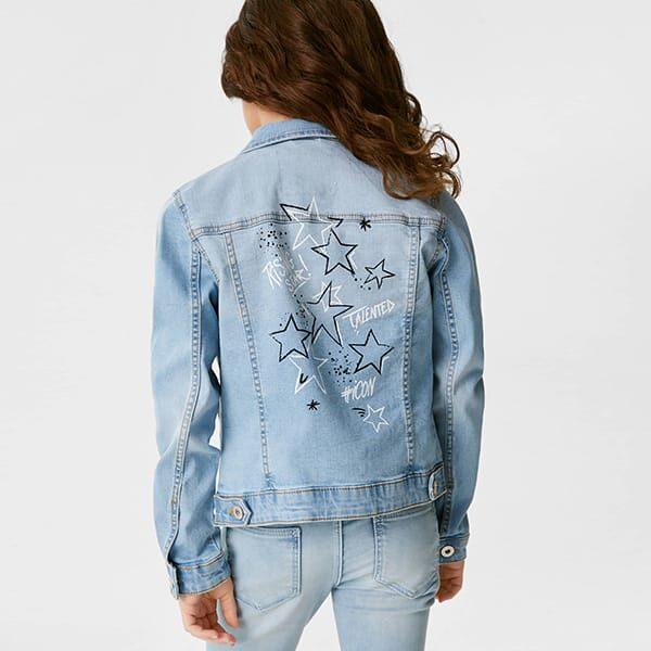 Jeansjacke Mädchen 02 | Landanzeiger-Shopping