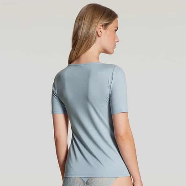 Modal Sense T-Shirt blue fog 02 | Landanzeiger-Shopping