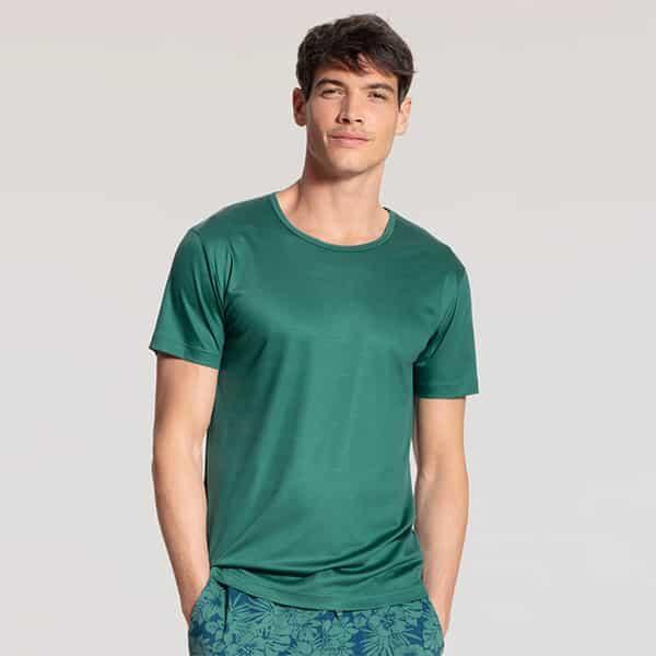 Kurzarm T-Shirt marsh green 01 | Landanzeiger-Shopping