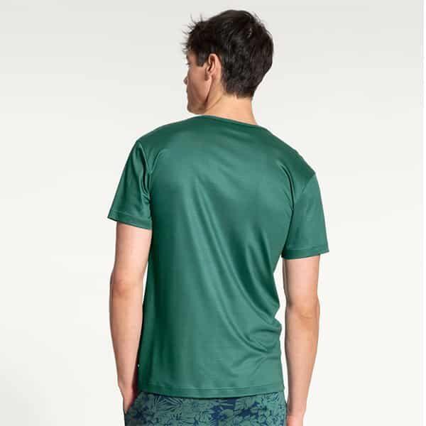 Kurzarm T-Shirt marsh green 02 | Landanzeiger-Shopping