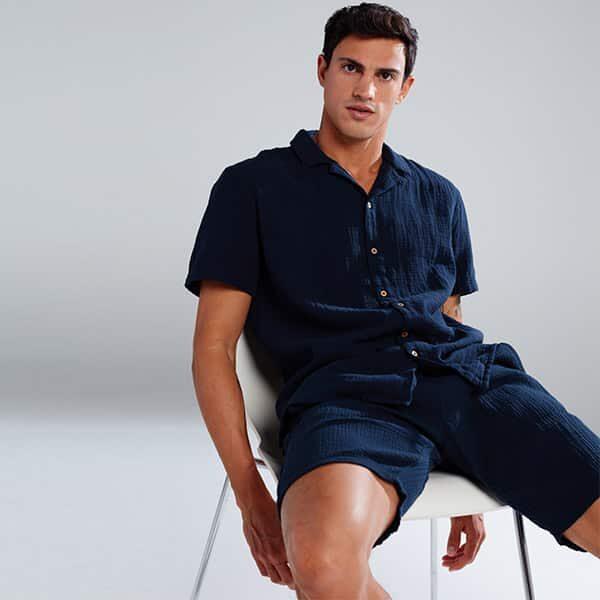 Short Sleeve Shirt SMOG 01 | Landanzeiger-Shopping