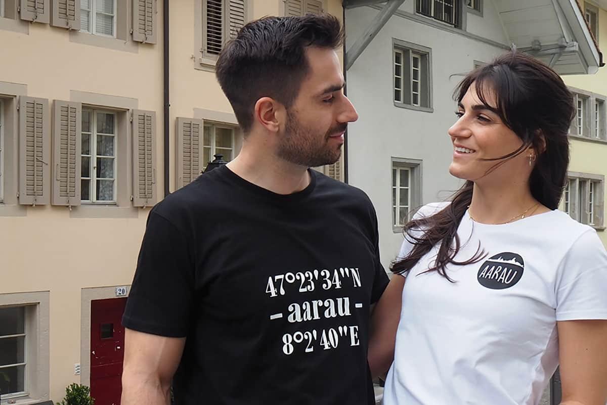 Aarau T-Shirts 2021 aarau info |Landanzeiger-Shopping