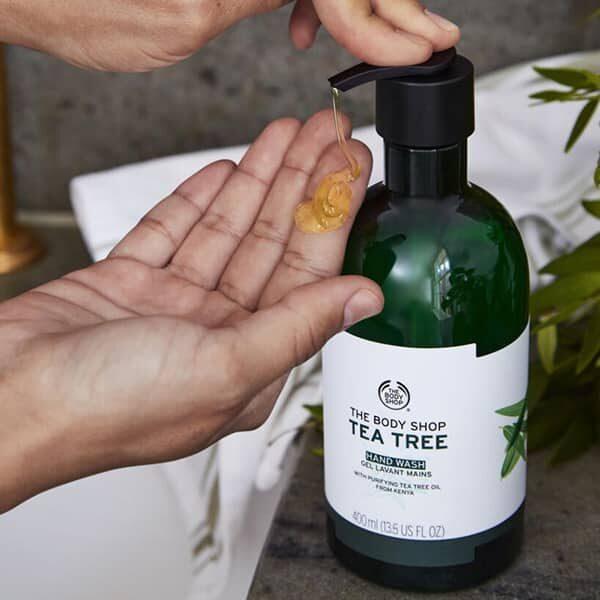 Tea Tree Handwaschlotion 02 | Landanzeiger-Shopping